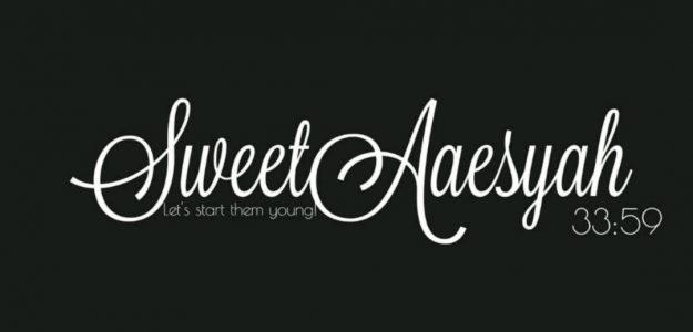 Sweet Aaesyah