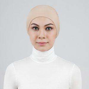 stailoz tudung hijab tube nude titan tech