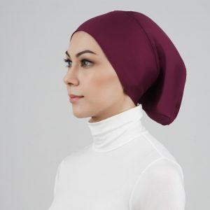 stailoz tudung hijab tube currant titan tech