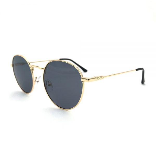 GOLD Unisex Sunglasses