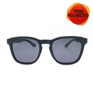JAIMIE Unisex Black Sunglasses