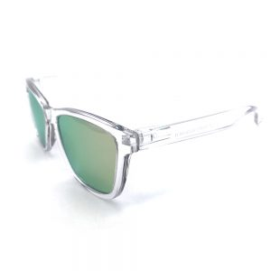 CLEAR SUNGLASSES POLARIZED