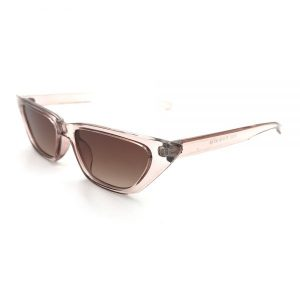 BROWN Unisex Sunglasses