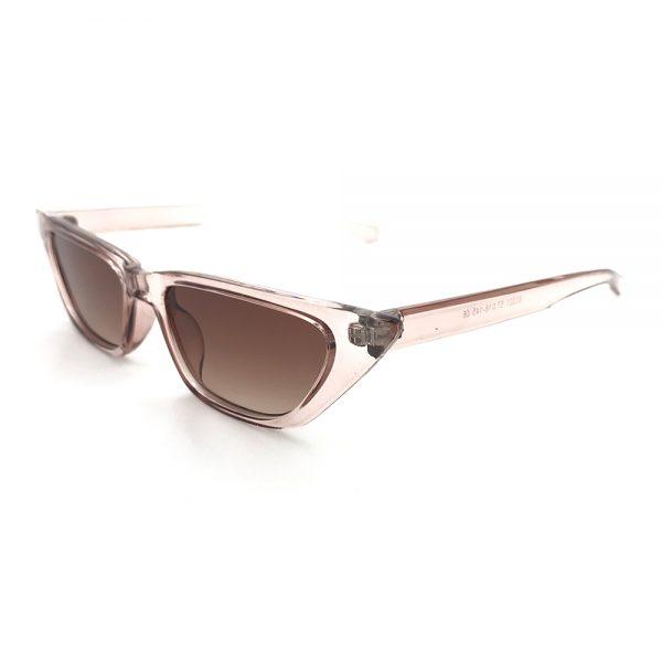 BROWN Unisex Sunglasses