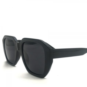 Larger Gunner Sunglass Black