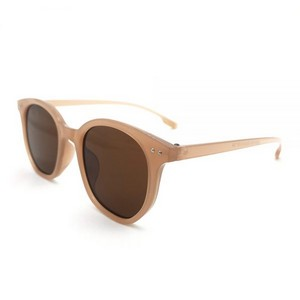 SAGE Unisex Brown Sunglasses
