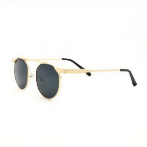 GOLD Unisex Sunglasses
