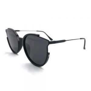 Black Tron Sunglasses
