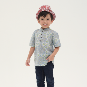 Xeyli Junior Kapten Batik