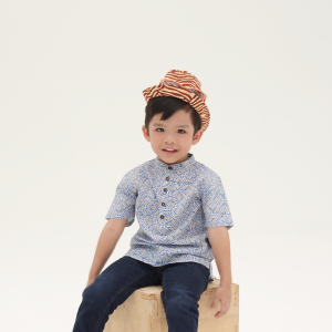Dilara Junior Kapten Batik