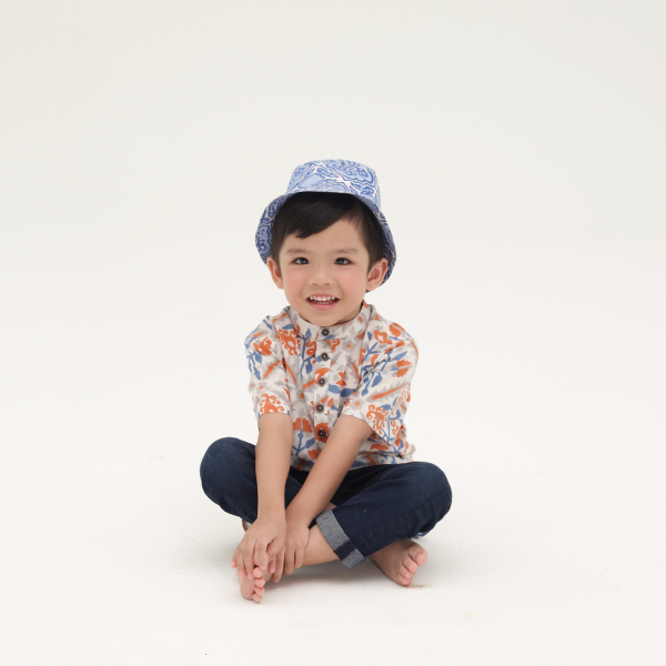 Santimaya Junior Kapten Batik