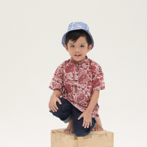 Vaina Junior Kapten Batik